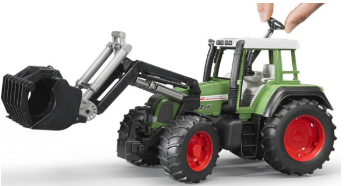 Трактор Fendt Favorit 926 Vario с погрузчиком, Bruder