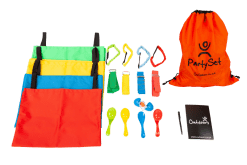 Игра Outdoors Party Set (outdoors4)