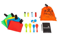 Игра Outdoors Party Set для детей (outdoors7)