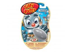 Жвачка для рук CRAYOLA Silly Putty,металлик, 11 г (08-0318)