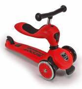 Самокат Scoot and Ride серии Highwaykick-1 красный (SR-160629-RED)