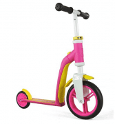 Самокат Scoot and Ride серии Highwaybaby розово-желтый (SR-216271-PINK-YELLOW)