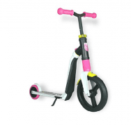 Самокат Scoot and Ride серии Highwayfreak 3.0 бело-сине-желтый (SR-202310-WHITE-BLUE-YELLOW)