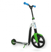 Самокат Scoot and Ride серии Highwaygangster бело-зелено-синий (SR-216265-WHITE-GREEN-BLUE)