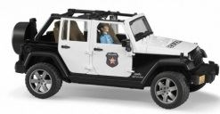 Машинка Bruder Джип  Полиция  Wrangler Unlimited Rubicon (02526)