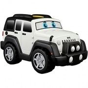 Машинка Bb Junior Jeep Wrangler Unlimited (16-81801)