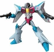 Трансформеры Hasbro Transformers Robots in Disguise Гиперчэндж Starscream (B0070)