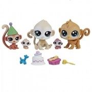 Набор фигурок Hasbro FamilyPack. Monkeys Littlest Pet Shop (C2099)