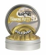 Жвачка для рук Crazy Aarons Thinking Putty Золотая Лихорадка, 90 г (GR020)