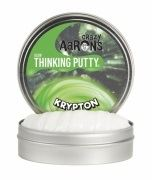 Жвачка для рук Crazy Aarons Thinking Putty Криптон, 90 г (KR020)