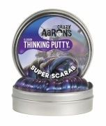 Жвачка для рук Crazy Aarons Thinking Putty Скарабей, 90 г (SC020)