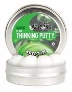 Жвачка для рук Crazy Aarons Thinking Putty Криптон, мини, 13 г (KR003)