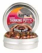 Жвачка для рук Crazy Aarons Thinking Putty Лава, мини (SL003)