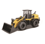 Автомодель Bburago серии Construction ЭКСКАВАТОР NEW HOLLAND W170D (18-32083)