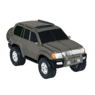 Машинки Робот-трансформер Roadbot TOYOTA LAND CRUISER 1:18 (50060 r) 2